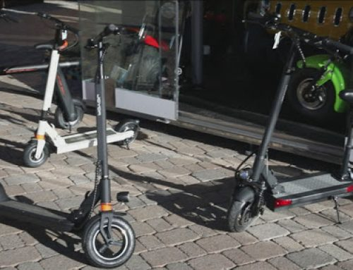 Challenges of integrating micro-mobility